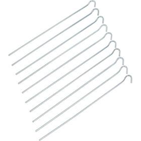 CAMPZ Erdnagel glatt 30 cm stål